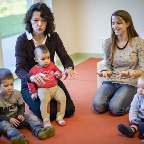 """Kindertagesstätte Bethanien, Eltville 12.02.2014 (c) Wilma Leskowitsch / Uwe Noelke Menschenfotografie Architekturfotografie Dokumentarfotografie Bewegtbildkommunikation, D-61476 Kronberg, Brunnenweg 21, Tel +49 6173 32 14 13, Mobil +49 173 70 85 885, www.menschenfotografie.de, look@noelke.com"""""""