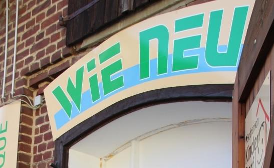 """Kinder- und Jugendboutique """"WIE NEU"""" öffnet am 4. Mai"""