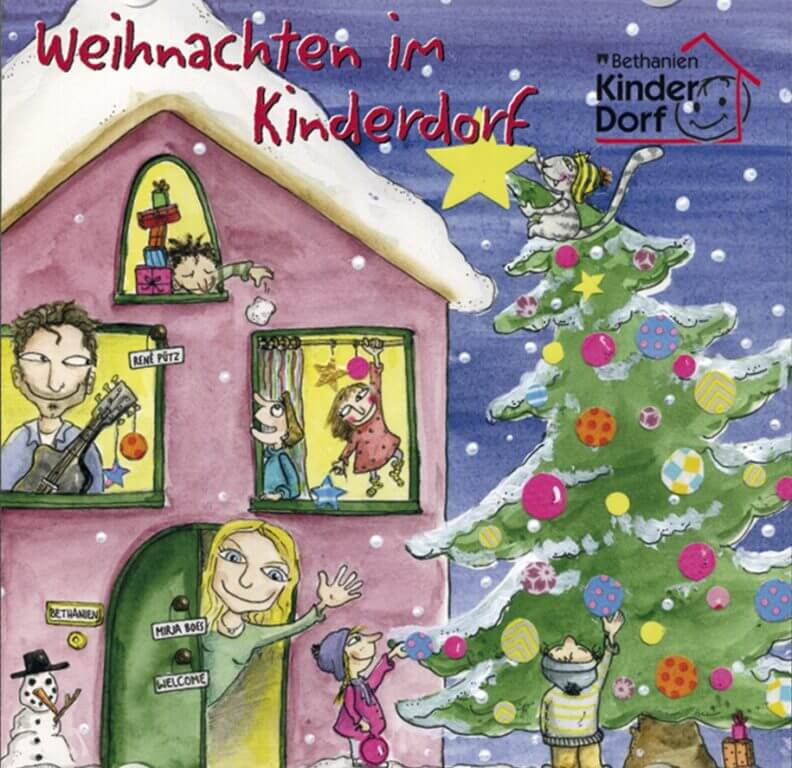 Weihnachts-CD wieder erhältlich!