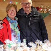 Auch der Freundeskreis des Bethanien Kinderdorfes war wieder beim Martinsmarkt beteiligt.