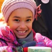 Alle Kinder und Jugendlichen des Bethanien Kinderdorfes helfen mit.