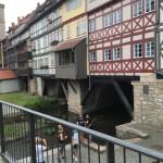 Die Jugendlichen haben auf Ihrer Pilgertour auf den Spuren Luthers die Wartburg besucht.