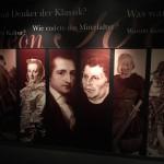 Museumsbesuch bei der Fahrradpilgertour auf den Spuren Luthers