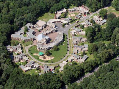 50 Jahre Kinderdorf: Inzwischen ist das Kinderdorf in Refrath Mittelpunkt für unzählige Kinder und Jugendliche