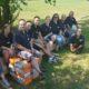 Team der Zurich Gruppe beim social day im Kinderdorf