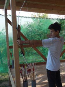 Bogenschießen lernen