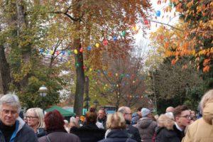50. Martinsmarkt im Bethanien Kinderdorf