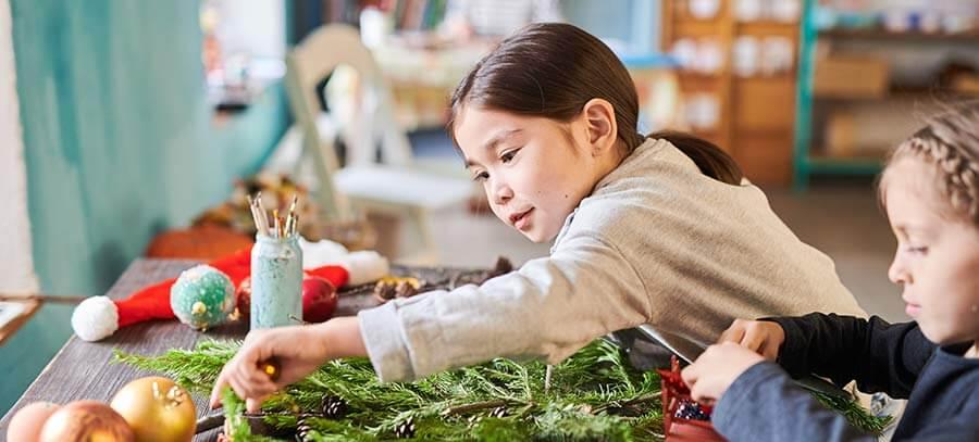 Spenden statt Geschenke an Weihnachten