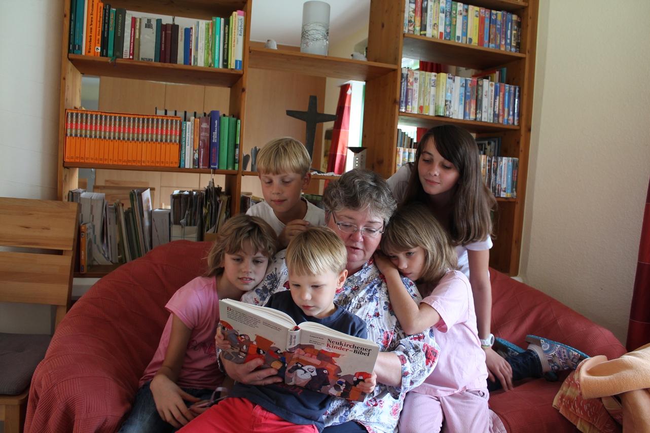 Kinderdorffamilie Marianne Hemmes