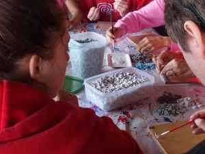 Ausflug der Kinderdorfgemeinschaft in die RömerWelt