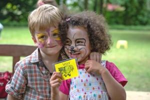 Übernehmen Sie soziale Verantwortung und spenden Sie im Rahmen Ihrer Unternehmenskooperation für Kinder.