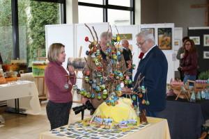 Die Hobby-Kunst-Kultur-Ausstellung war zum achten Mal zu Gast im Kinderdorf