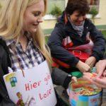 Jedes Los auf dem Martinsmarkt im Kinderdorf gewinnt